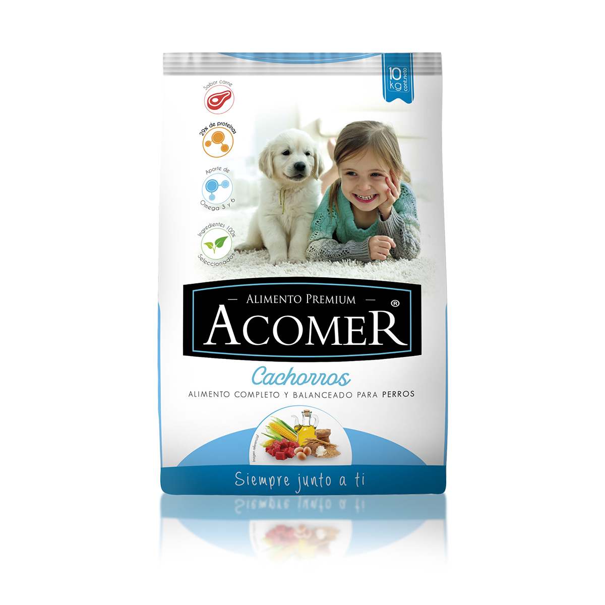 Acomer 10 kilos